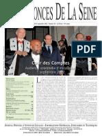 Edition du jeudi 13 septembre 2012
