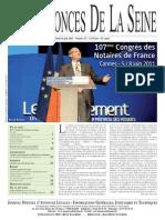 Edition du jeudi 16 juin 2011