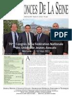 Edition du jeudi 16 mai 2013