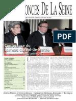 Edition du jeudi 17 fevrier 2011