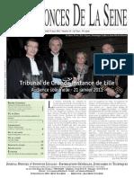 Edition du jeudi 17 mars 2011