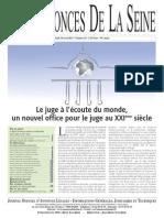Edition du jeudi 18 avril 2013