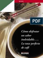 coffee basics espanol