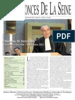 Edition du jeudi 20 octobre 2011