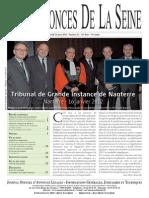 Edition du jeudi 22 mars 2012