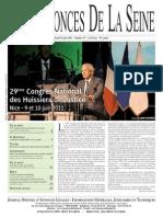 Edition du jeudi 23 juin 2011