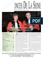 Edition du jeudi 8 mars 2012