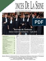 Edition du lundi 10 juin 2013