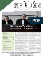 Edition du lundi 13 decembre 2010