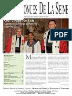 Edition du lundi 14 janvier 2013