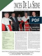 Edition du lundi 16 janvier 2012