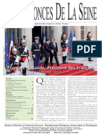 Edition du lundi 21 mai 2012