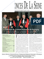 Edition du lundi 25 mars 2013
