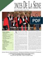 Edition du lundi 27 janvier 2014