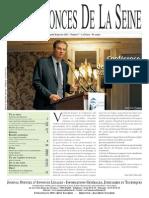 Edition du lundi 28 janvier 2013