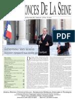 Edition du lundi 28 novembre 2011 novembre 2011