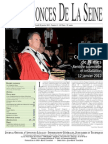 Edition du lundi 30 janvier 2012