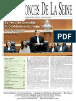 Edition du lundi 30 mai 2011
