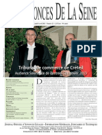 Edition du lundi 8 avril 2013