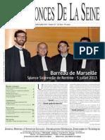 Edition du lundi 8 juillet 2013