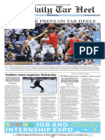 The Daily Tar Heel for Feb. 25, 2015
