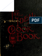 1902 - The Ideal Cook Book
