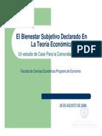 El bienestar subjetivo declarado en la teoría económica.pdf