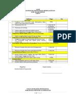 Contoh Evaluasi Praktik Profesional Dokter Spb.spog. Spm, Spa