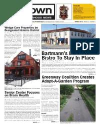 March 2015 Uptown Neighborhood News