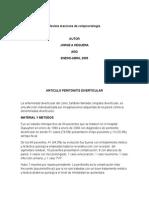 Articulo Peritonitis Diverticular (1)