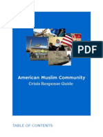 American Muslim Community-Crisis Response Guide