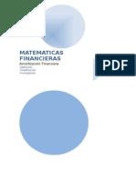 MATEMATICAS FINANCIERAS-AMORTIZACIONES