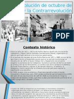 Revolución de Octubre de 1944 y La Contrarrevolución