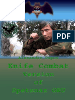 Knife Combat Spetsnaz Trial Fast View