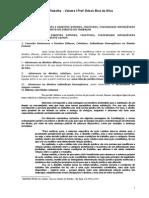 19 Direitos Difusos Coletivos Individuais Homogêneos e Individuais Indisponíveis
