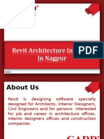 Revit Architecture Institute in Nagpur