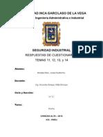 Universidad Inca Garcilaso de La Vega - Tarea de Seguridad