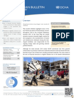 Ocha Opt the Humanitarian Monitor 2014-01-27 English