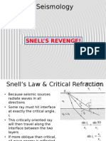 6 Refraction Seismology