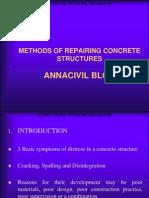 Repairs in Concrete