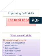 Improving Soft Skills
