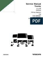 Volvo FM wiring diagram
