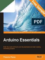 Arduino Essentials - Sample Chapter