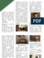Trifolio Reforma Protestante
