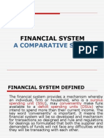 Financial Systam a Comparative Study