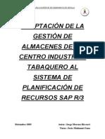 Adaptacin de La Gestin de Almacenes de Un CIT Al SAP R3