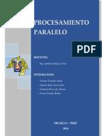 Procesamiento Paralelo- Monografia