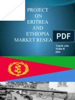 Eritrea and Ethiopia