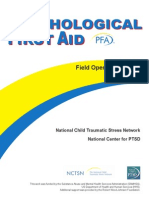 psychological first aid field operations guide - 2nd edition (2007)