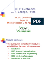 Microprocessor & itsMicroprocessor & its applications.pptx applications.pptx